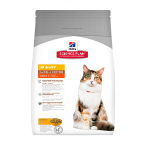 Hill's Adult Urinary & Hairball Control Katzenfutter