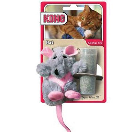 Kong Catnip Toy Rat