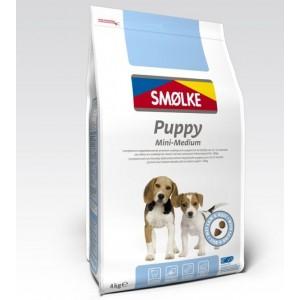 Smølke Puppy Mini/Medium Hundefutter