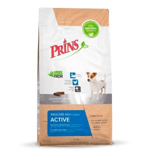 Prins ProCare Mini Super Active Hundefutter