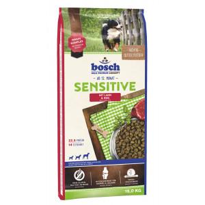 Bosch Sensitive Lamm & Reis Hundefutter 15 kg