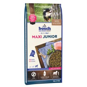 Bosch Maxi Junior Hundefutter 15 kg