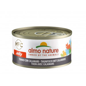 Almo Nature HFC Jelly Thunfisch und Tintenfisch