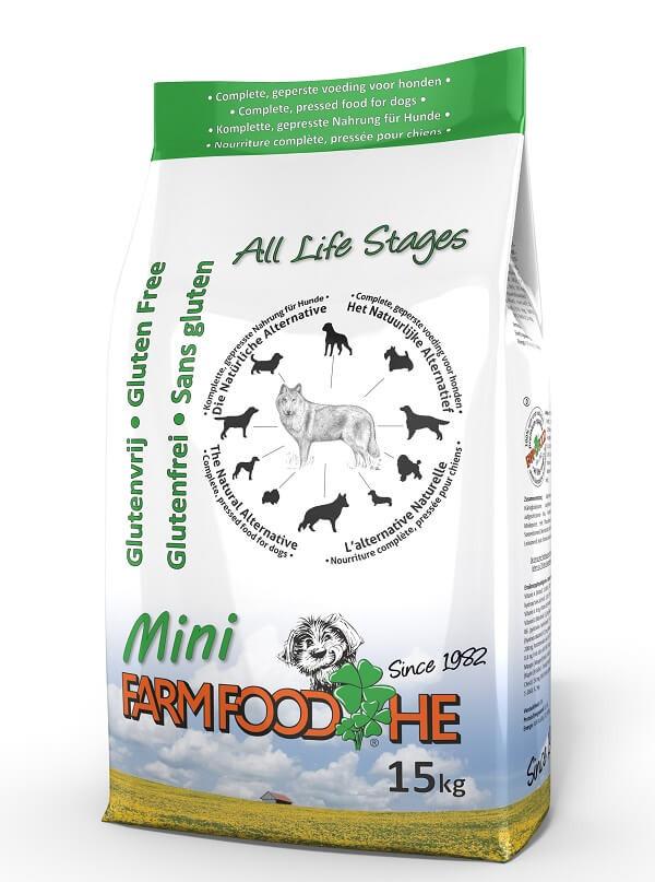 Farm Food HE Glutenfrei - Mini und Welpenhundefutter