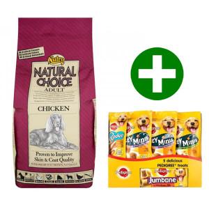 Nutro Choice Adult Huhn Hundefutter