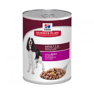 Hill's Adult Rund (blikvoer) Hondenvoer