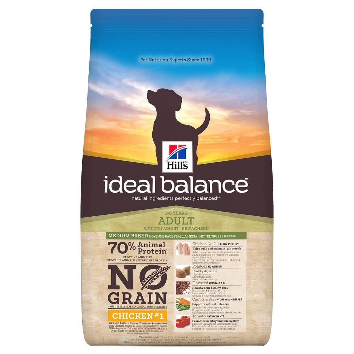 Hill's Ideal Balance Adult Getreidefrei Huhn & Kartoffel Hundefutter