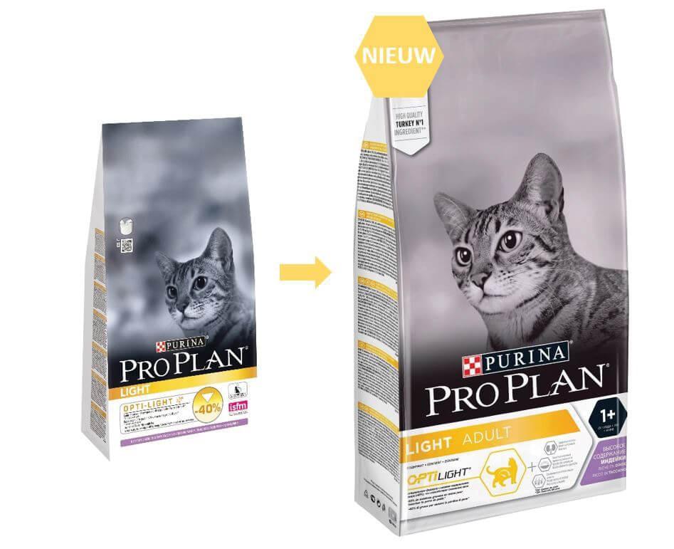 Pro Plan Light Katzenfutter