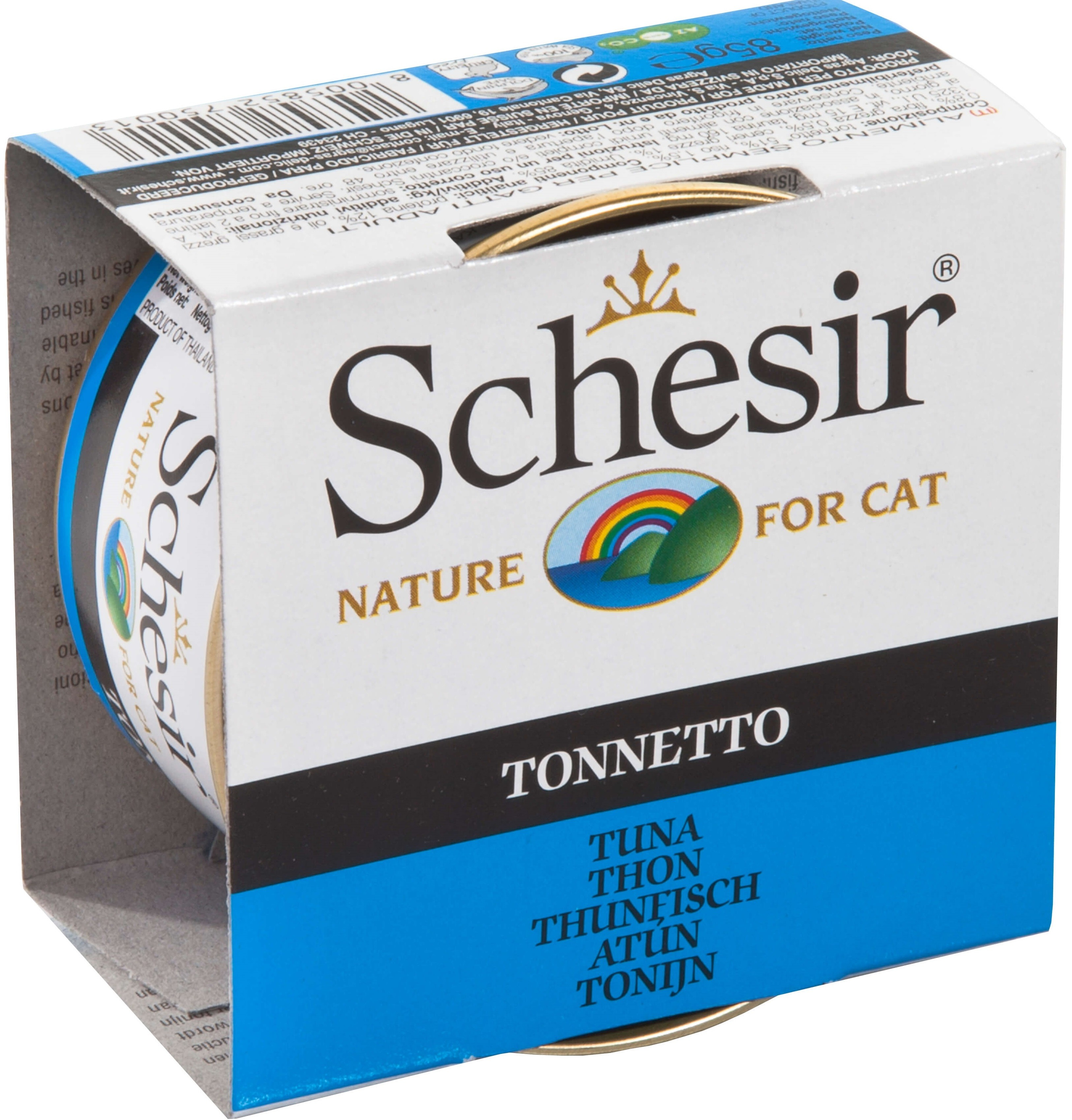 Schesir Thunfisch für Katzen