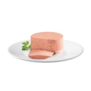 Gourmet Gold 8-Pack MousseHuhn/Lachs/Nieren/Kaninchen Katzenfutter