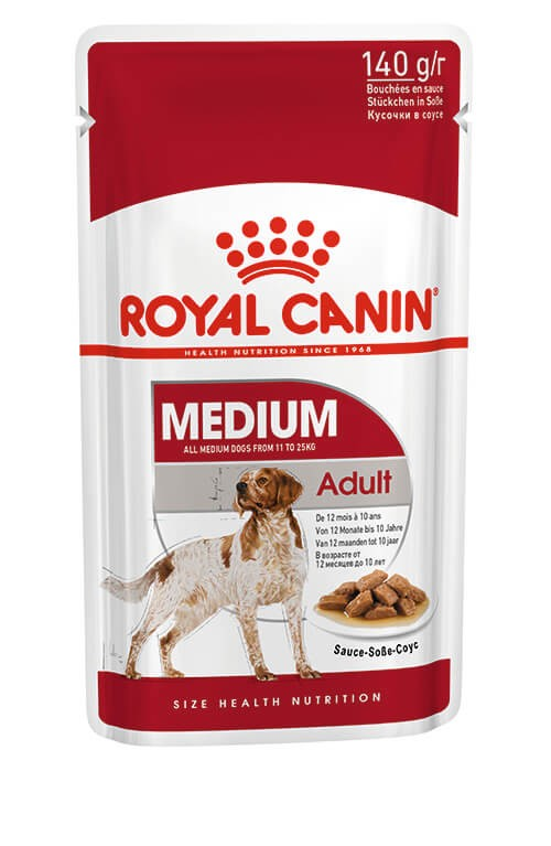 Royal Canin Medium Adult natvoer