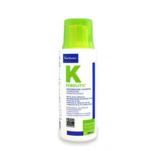Virbac Sebolitic SIS Shampoo