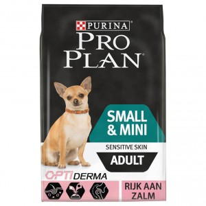 Pro Plan Small & Mini Adult Sensitive Skin Hundefutter