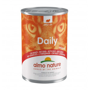 Almo Nature Daily Rind 400 Gramm