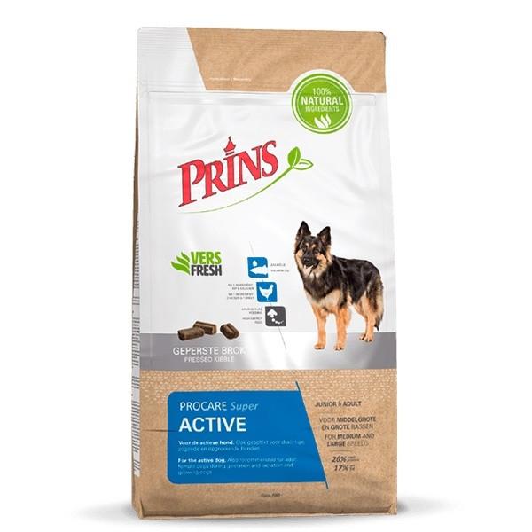 Prins ProCare Super Active Hundefutter