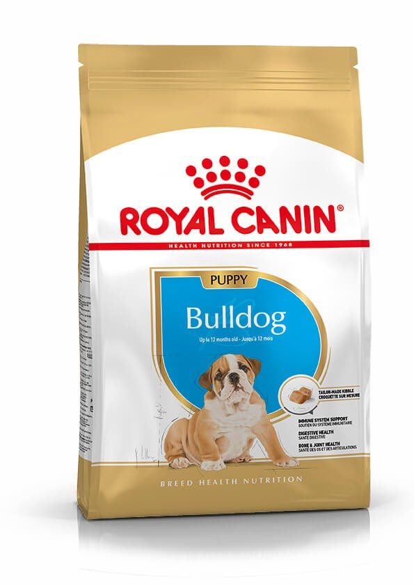 Royal Canin Junior Bulldogge Hundefutter