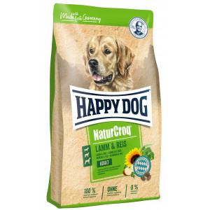 Happy Dog NaturCroq Lamm & Reis Hundefutter