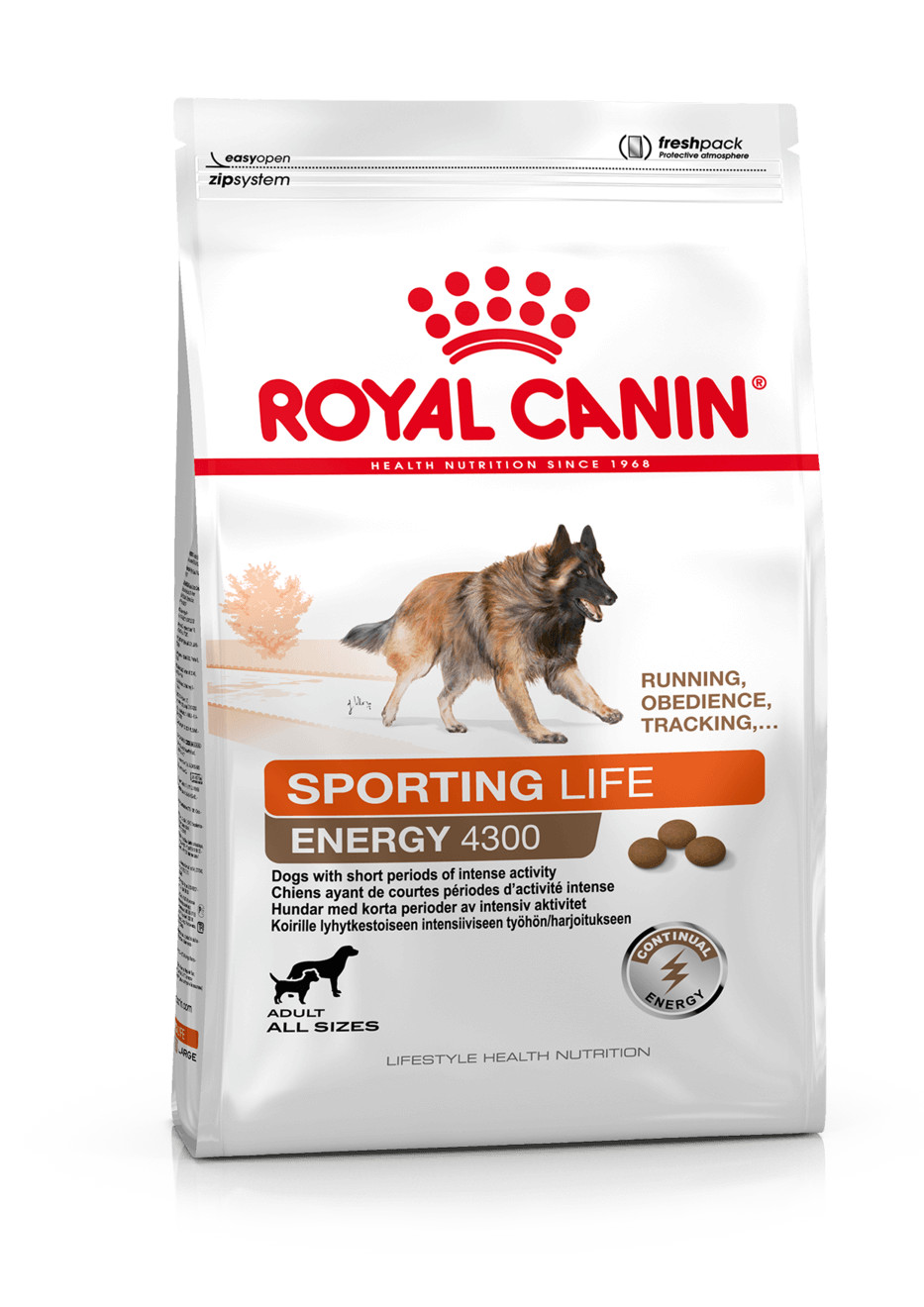 Royal Canin Sporting Energy 4300 Hundefutter
