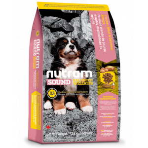Nutram Sound Balanced Wellness Large Breed Puppy S3 Hundefutter