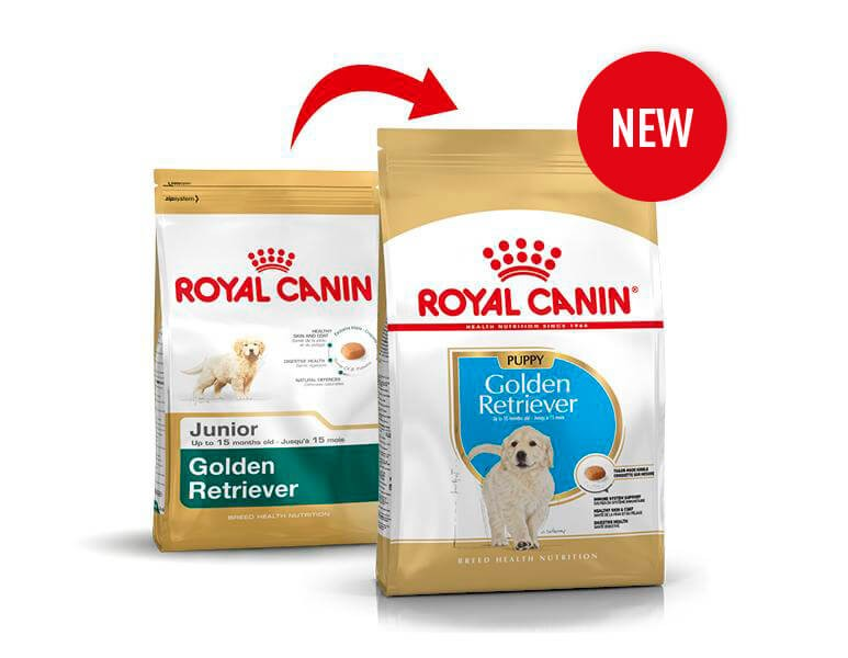 Royal Canin Puppy Golden Retriever Hundefutter