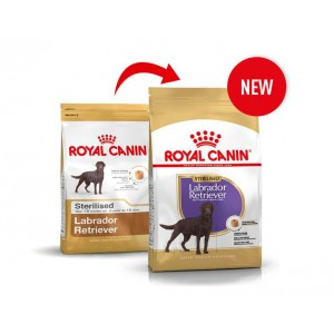 Royal Canin Sterilised Adult Labrador Retriever Hundefutter
