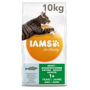Iams For Vitality Adult Vis kattenvoer