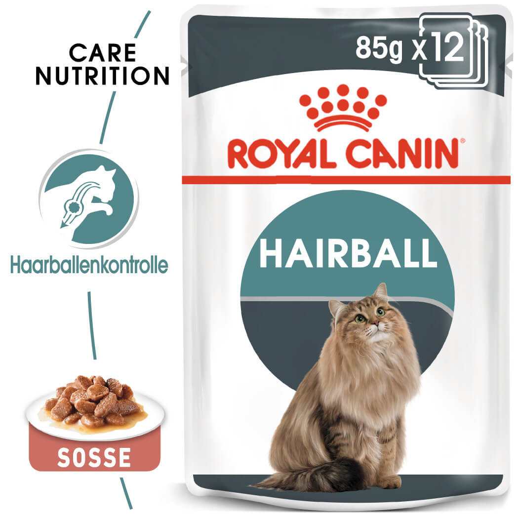 Royal Canin Pouch Hairball Care kattenvoer