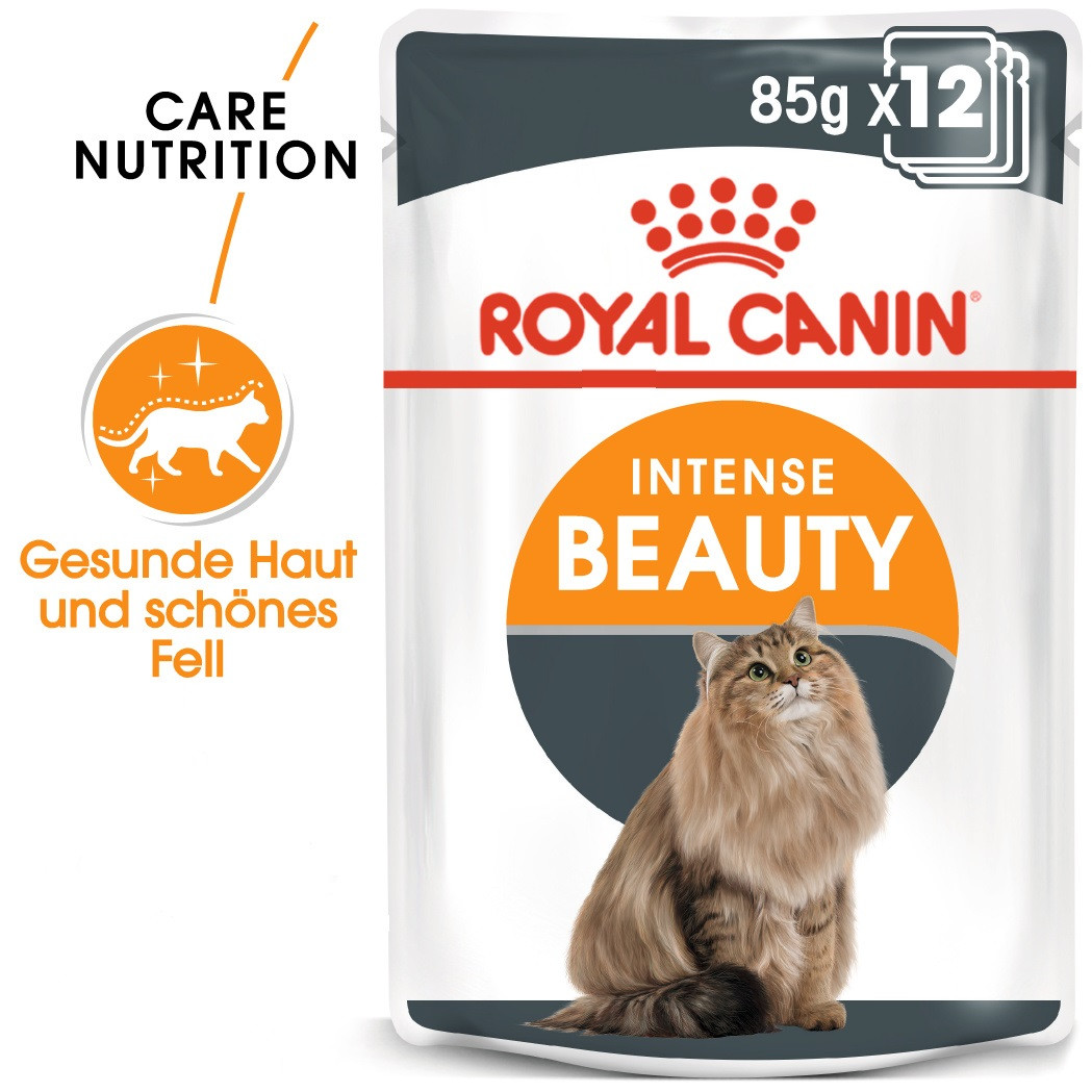 Royal Canin Pouch Intense Beauty Katzenfutter