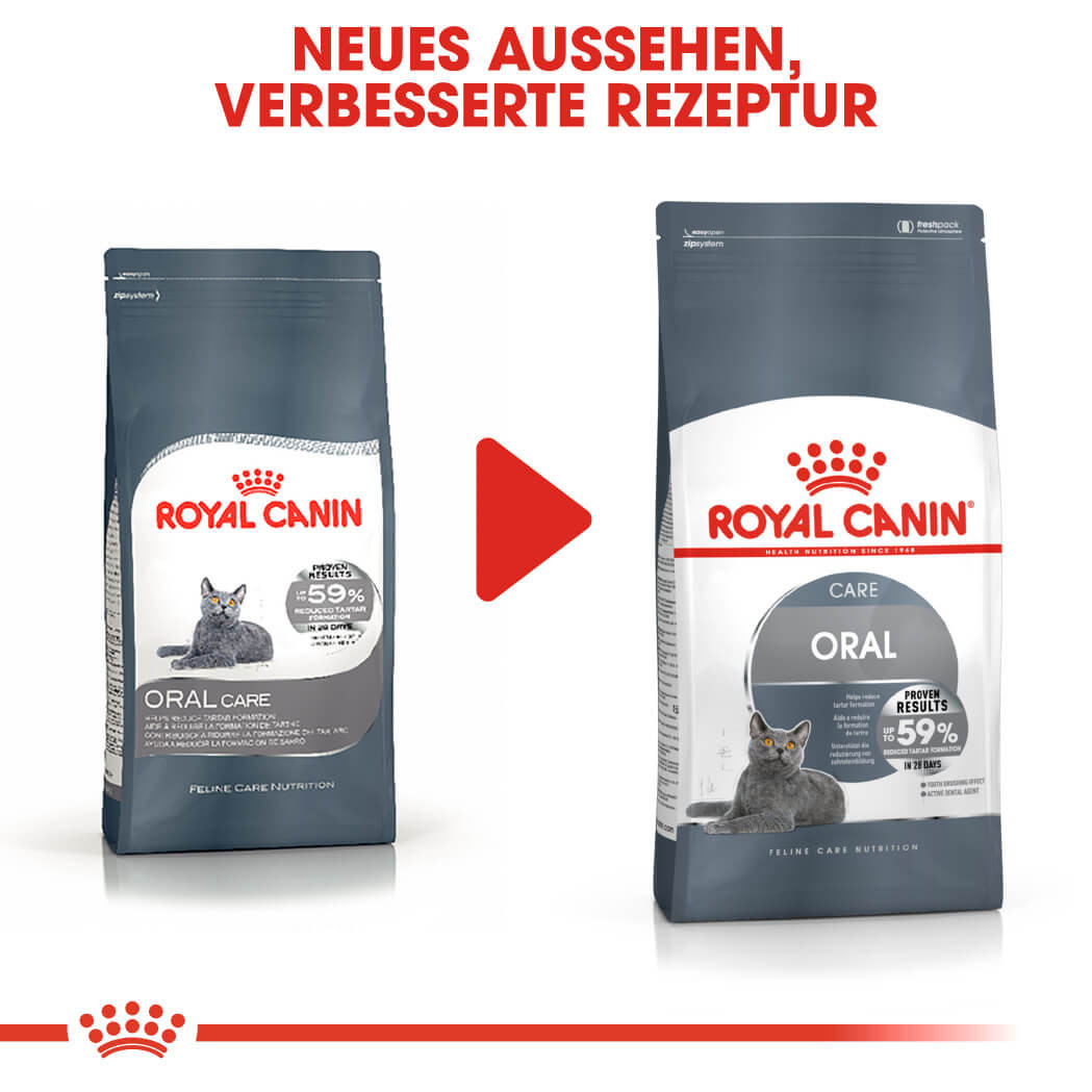 Royal Canin Oral Care Katzenfutter