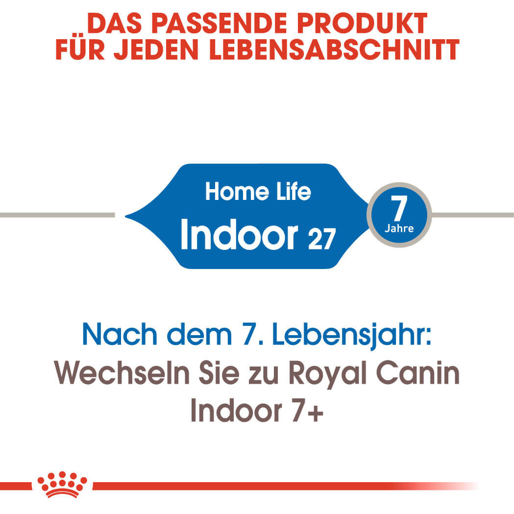 Royal Canin Indoor 27 Katzenfutter