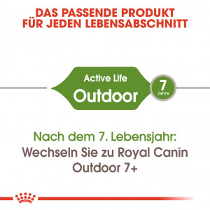 Royal Canin Outdoor 30 Katzenfutter