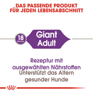 Royal Canin Giant Adult Hundefutter