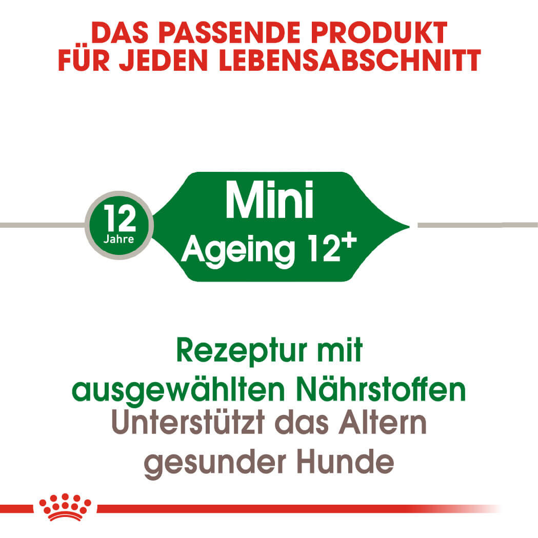 Royal Canin Mini Ageing +12 Hundefutter