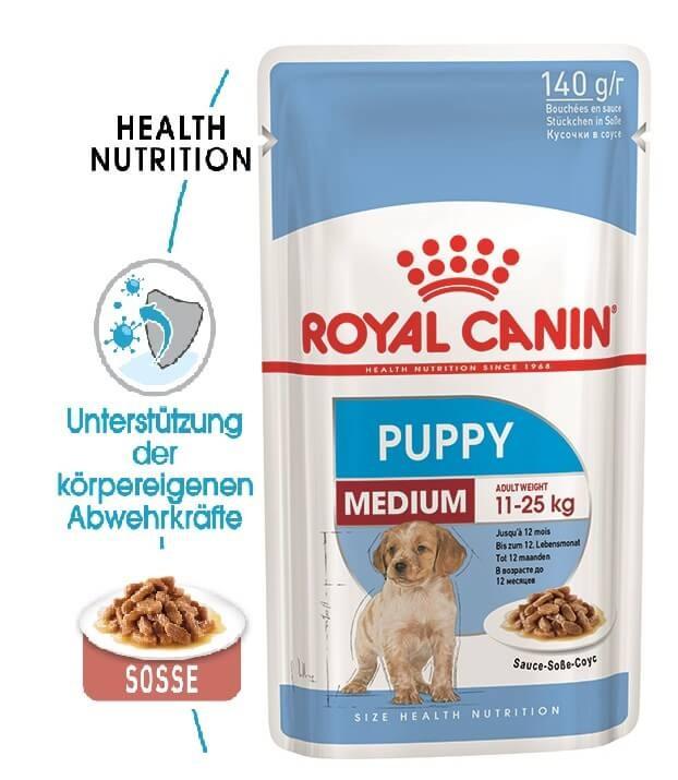 Royal Canin Medium Puppy natvoer