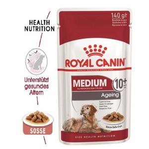 Royal Canin Medium Ageing 12+ natvoer