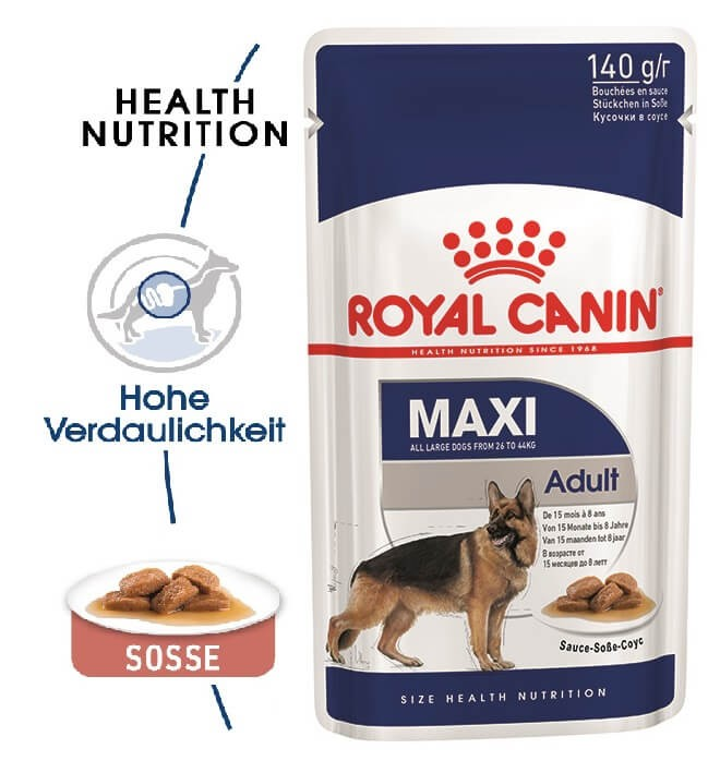 Royal Canin Maxi Adult natvoer