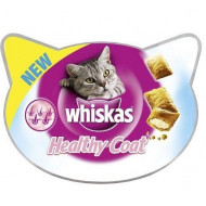Whiskas Healthy Coat Kattensnoep