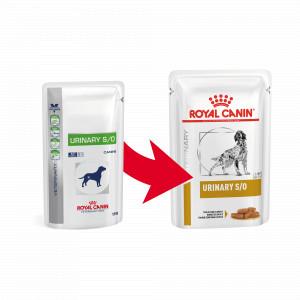 Royal Canin Veterinary Diet Urinary S/O zakjes hond 100 g