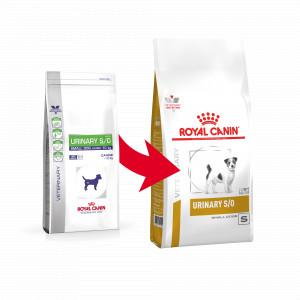 Royal Canin Veterinary Urinary S/O Small Dog Hundefutter
