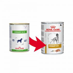 Royal Canin Urinary S/O Hundefutter (Dosen) 410g
