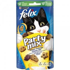 Felix Party Mix Kombipack Katzensnacks (6 Beutel)