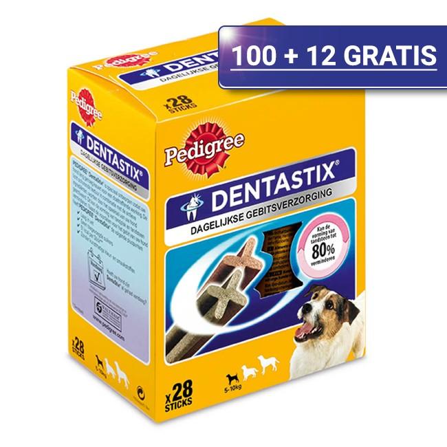 Pedigree Dentastix für kleine und junge Hunde bis 10 kg