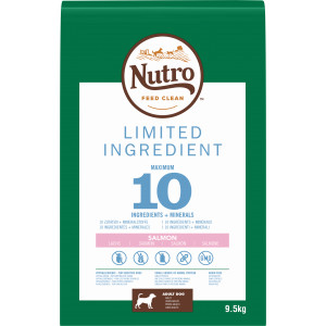 Nutro Limited Ingredient Adult Zalm hondenvoer