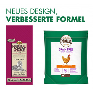 Nutro Choice Adult Huhn Hundefutter