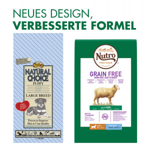 Nutro Choice Puppy Large Breed Hundefutter