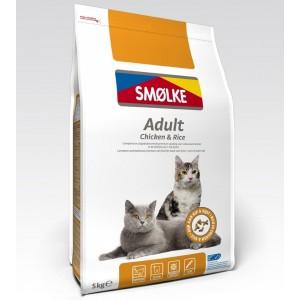 Smølke Adult Huhn & Reis Katzenfutter