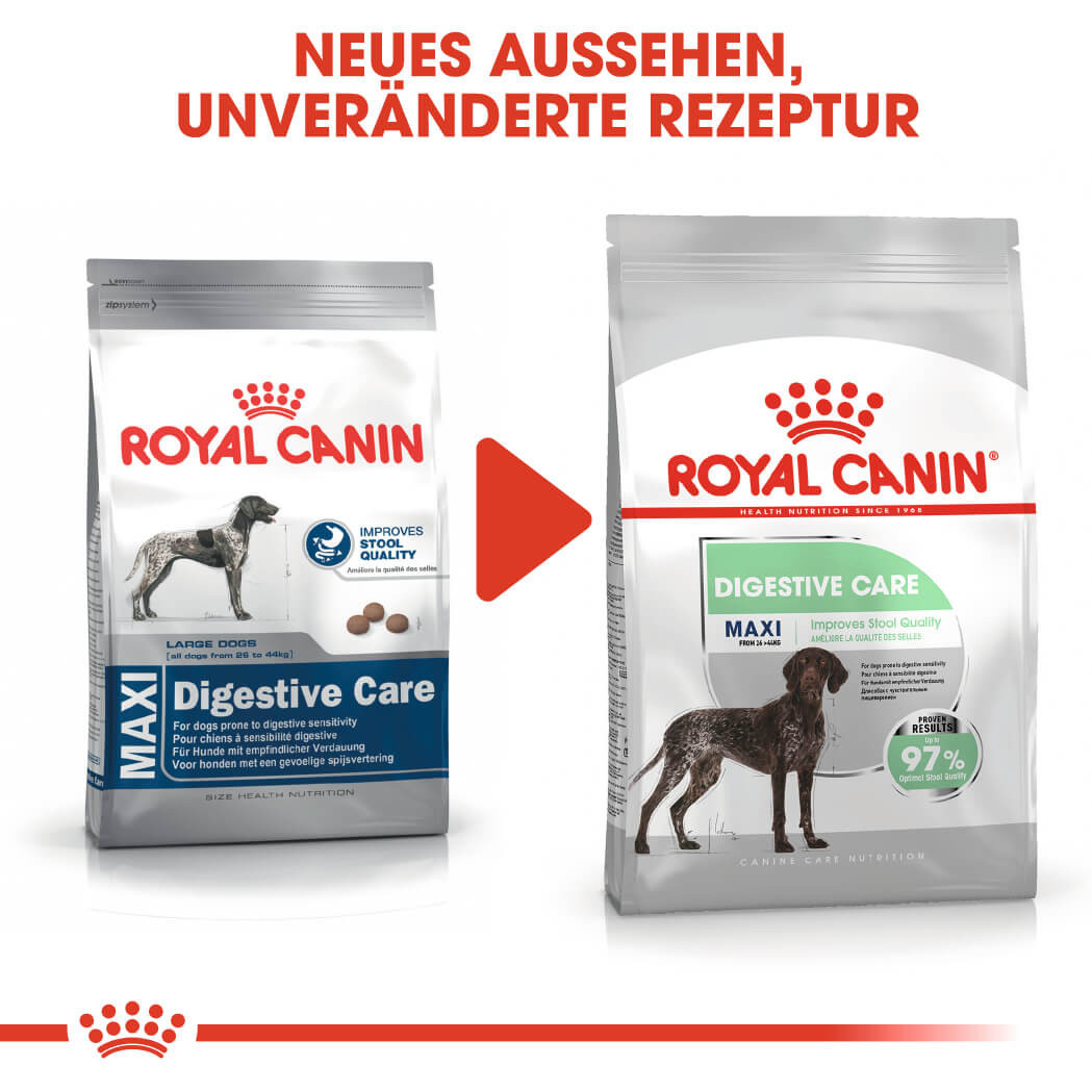 Royal Canin Maxi Digestive Care Hundefutter