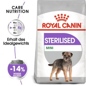 Royal Canin Mini Sterilised Hundefutter