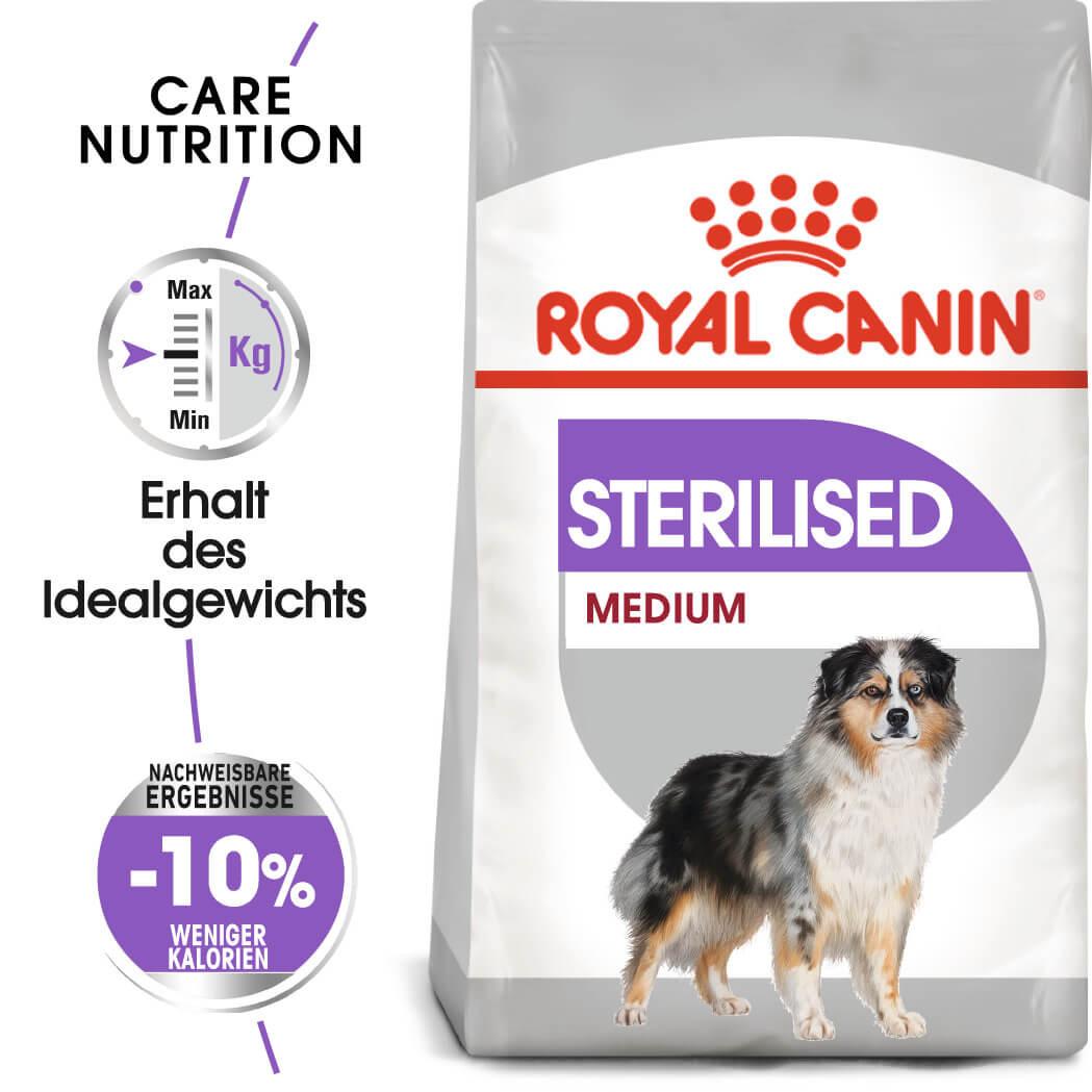Royal Canin Medium Sterilised Hundefutter