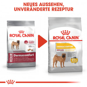 Royal Canin Medium Dermacomfort Hundefutter